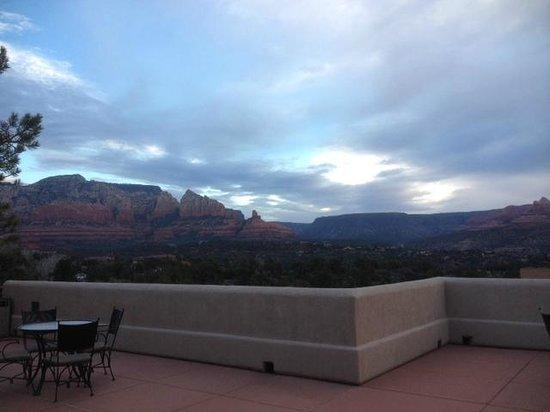 Best Western Plus Inn of Sedona: Best Western Plus view from room