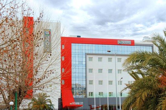 Ramada Encore Tangier : Facade