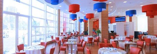 Ramada Encore Tangier : The Hub - Breakfast Area