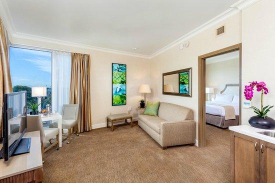 Holiday Inn San Diego-Bayside: Holiday Inn San Diego Bayside Guest Suite