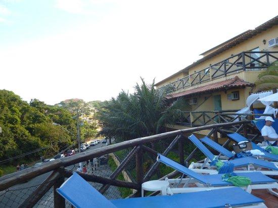 Rio Buzios Beach Hotel: hotel