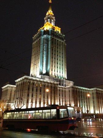 Hilton Moscow Leningradskaya: Отель