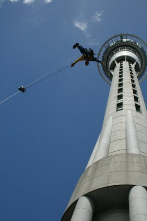SkyJump and SkyWalk: Testing yourself