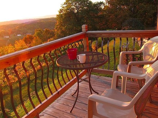 Benmarl Winery Bed Breakfast