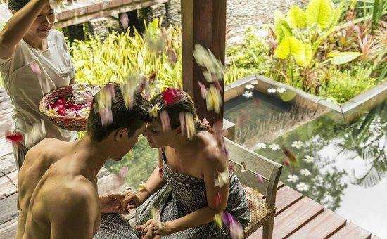 Four Seasons Resort Langkawi, Malaysia: Raja & Ratu couples treatment from The Geo Spa