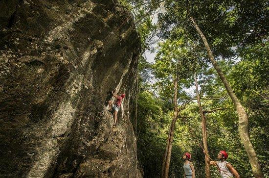 Four Seasons Resort Langkawi, Malaysia: Rock Climbing