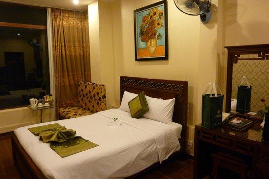 Artisan Lakeview Hotel: Lake view room