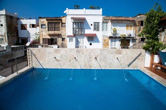 Casa Claver Loft Boutique Hotel : love the pool