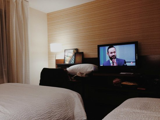 Fairfield Inn & Suites New York Manhattan/Downtown East : room
