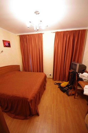 Acme Hotel on Malaya Morskaya: Double room