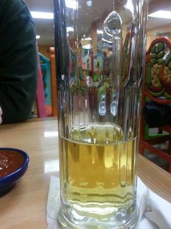 Amigo Juan: Beer nice and cold