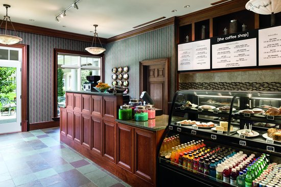 The Ritz-Carlton Reynolds, Lake Oconee: Coffee Shop