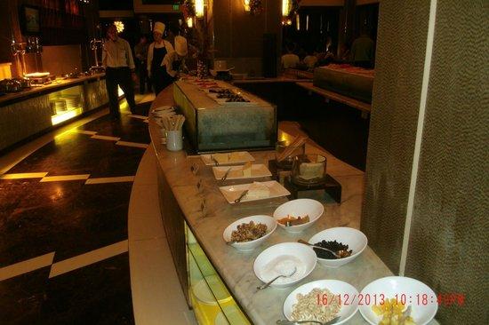 Garden Cafe : Dinner