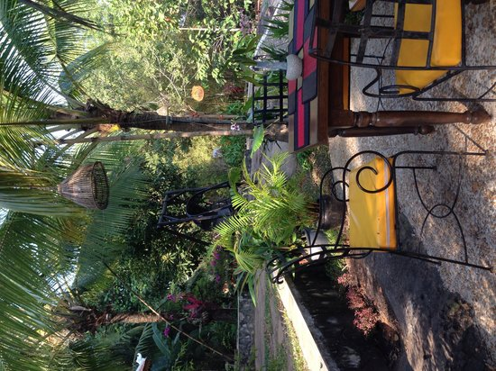 Pagoda Rocks Boutique Guesthouse: Brilliant here
