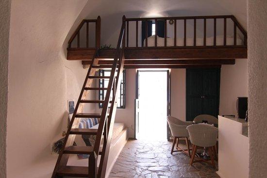 VIP Suites : Loft bedroom