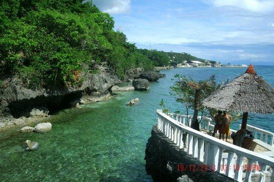Poro Island, Philippines: Very scenic
