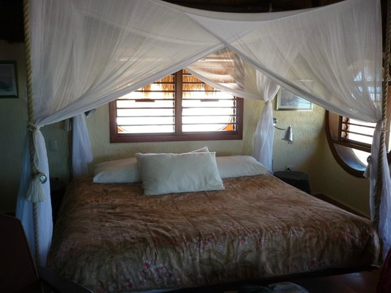 Villa La Bella: hanging bed, Palapa #1