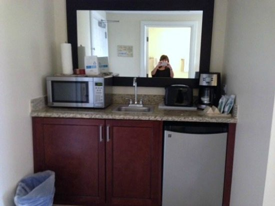 Marriott's BeachPlace Towers : kitchenette