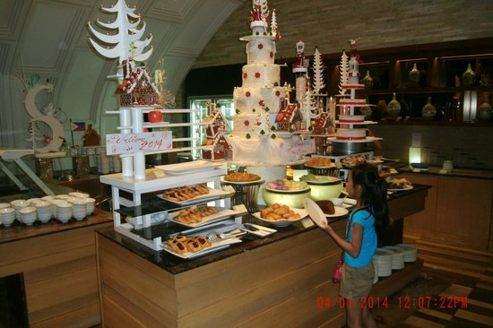 Cafe Ilang-Ilang: Breakfast Sweets