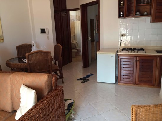 Residencial Las Palmeras : One bedroom