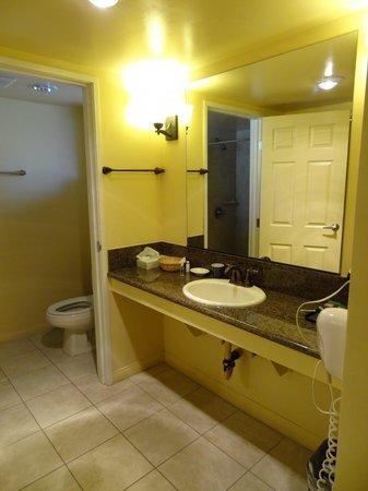 Tuscany Hills Resort : Bathroom
