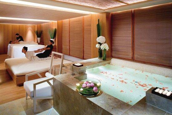 The Oriental Spa at The Landmark Mandarin Oriental, Hong Kong