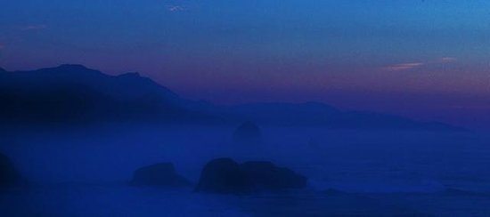 The Waves : from Ecola State Park