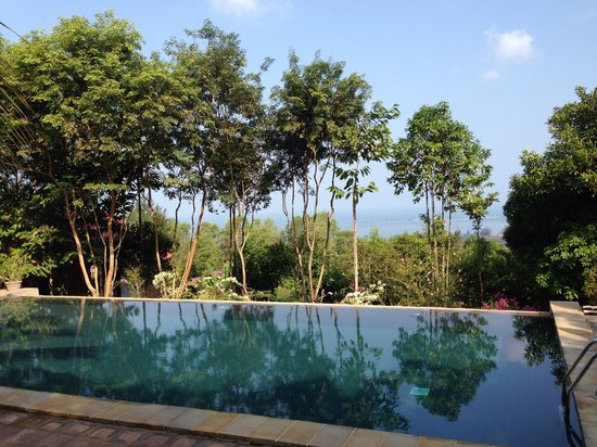 Pagoda Rocks Boutique Guesthouse: Great pool area