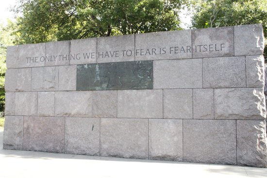 Monumento a Franklin Delano Roosevelt: FDR Memorial