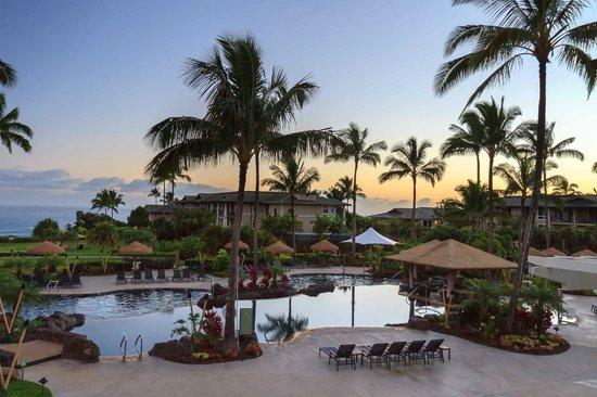 The Westin Princeville Ocean Resort Villas: Main Pool