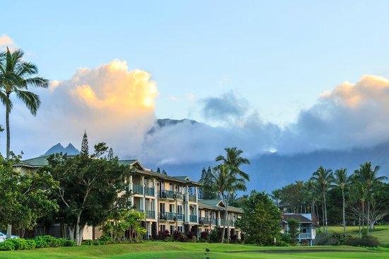 The Westin Princeville Ocean Resort Villas: Off Golf Course building location