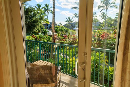 The Westin Princeville Ocean Resort Villas: lanai