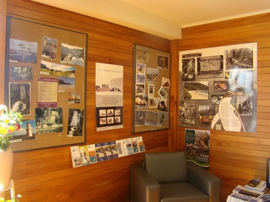 Owaka Museum and Catlins Information Centre : A treasure house of information and local knowledge