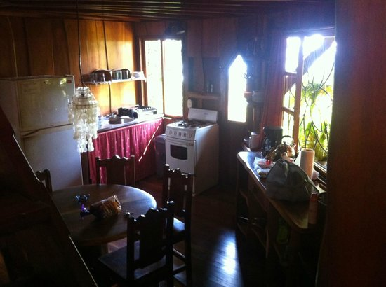 Hotel Amor de Mar : kitchen