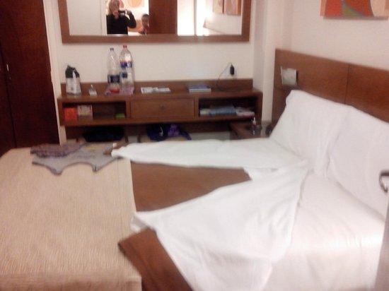 Hotel Selent: el confort de las habitaciones es tal cual se ve (fantastico)