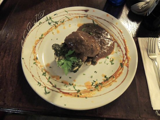 El Aljibe de San Pedro: Great Food