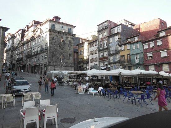 Pestana Vintage Porto: vista de frente ao hotel