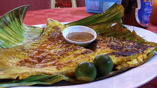 Suang Tain Seafood Restaurant: sting ray