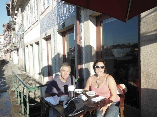 Pestana Porto Hotel: cafe da manha
