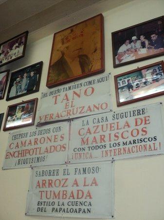 Mariscos Tano