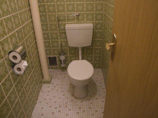 Hotel Römerhof: separate toilet room