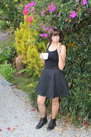 Boquete Garden Inn: Susan our hostess