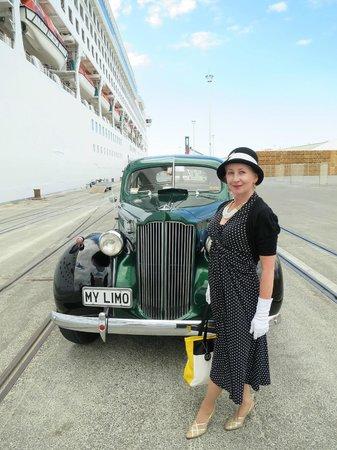 Packard Promenades: 1930's grand style