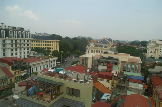 Hotel de l'Opera Hanoi - MGallery Collection: View from the room