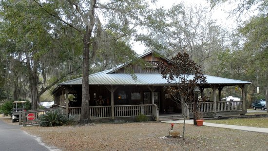 Country Oaks Campground & RV Park: The Camp Office