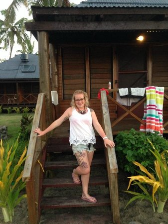 Club Fiji Resort : thebure
