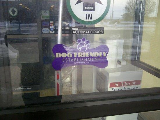 Travelodge Winchester: Dog Friendly Designation