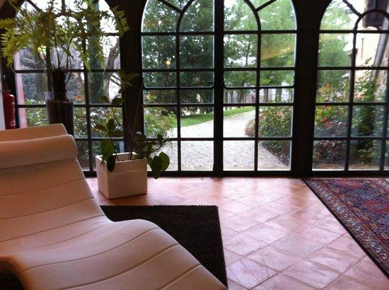 Borgo Dei Conti Resort: sala relax