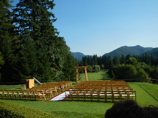 Resort at The Mountain, BW Premier Collection : Wedding location