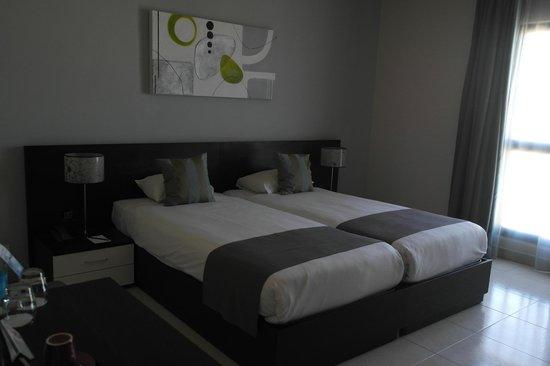 Argento Hotel : Nice Cozy Twin Room